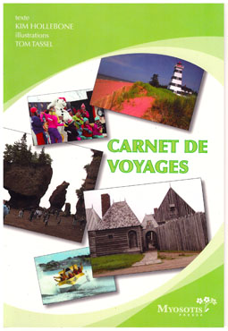 Carnet de voyages - Livre (diaporama audio)-Clément Beaudoin