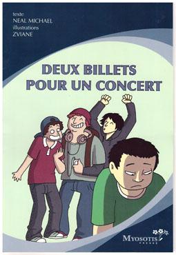 Deux billets pour un concert - Livre -Neal Michael