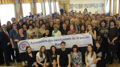 Contribuição do CiFRAN no seminário anual do EFR em Dobroe (Moscou)